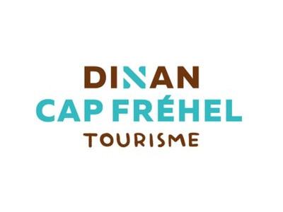 logo dinan cap fréhel tourisme