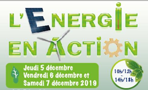 logo l'énergie en action décembre 2019