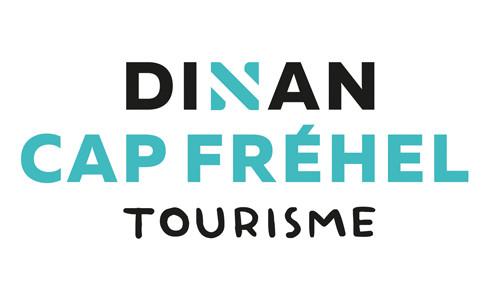 logo dinan cap frehel tourisme