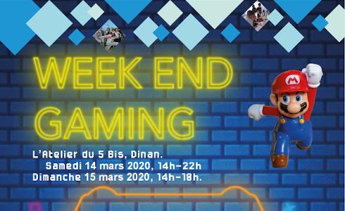 WEEK END GAMING