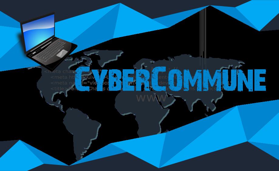 logo cybercommune plumaudan