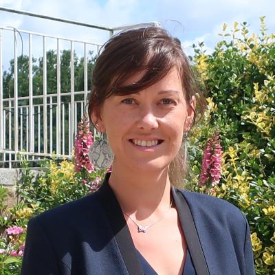 Céline Divard, conseillère municipale de plumaudan 2020