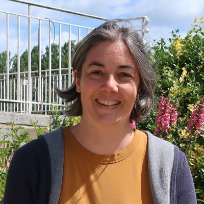 Christelle Gilbert, adjointe de plumaudan 2020