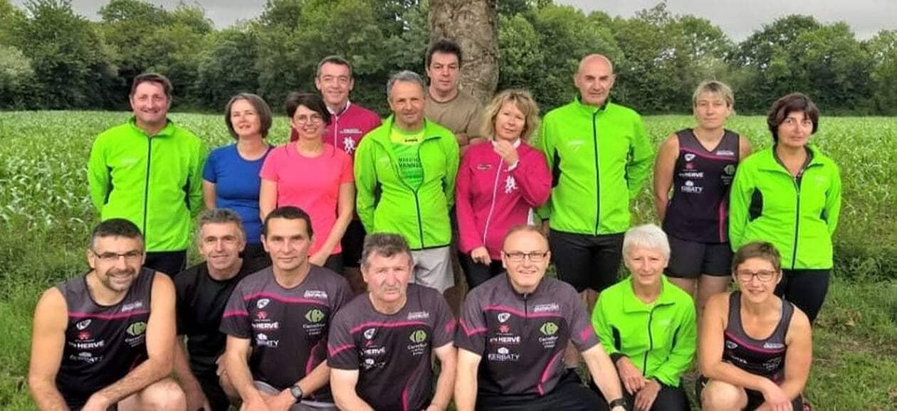 La Plum'virtualrace réunit quarante joggeurs