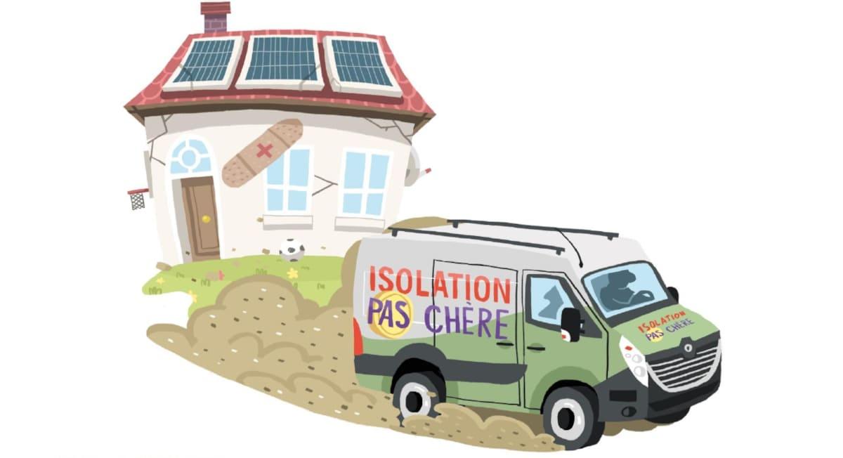 Lutte contre la fraude à la rénovation énergétique