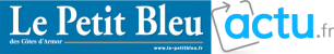 logo petit bleu et actu.fr